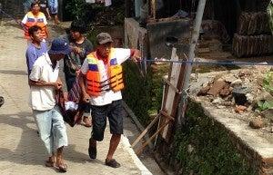 Semarang Flood Simulation.