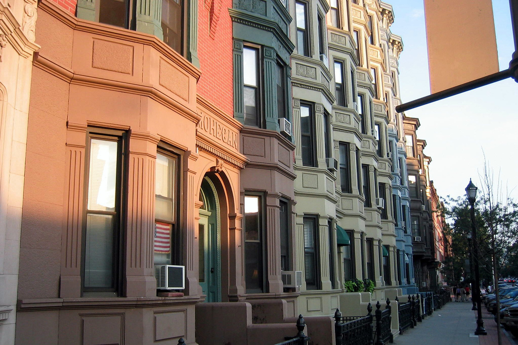 Hoboken Brownstones The Rockefeller Foundation