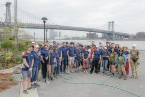 2018 RF New York Staff Spring Day of Service