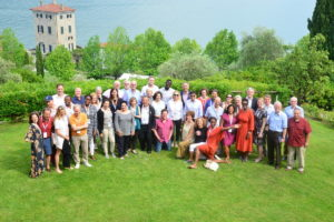 Participants at the Controluce Bellagio Solvable Summit.
