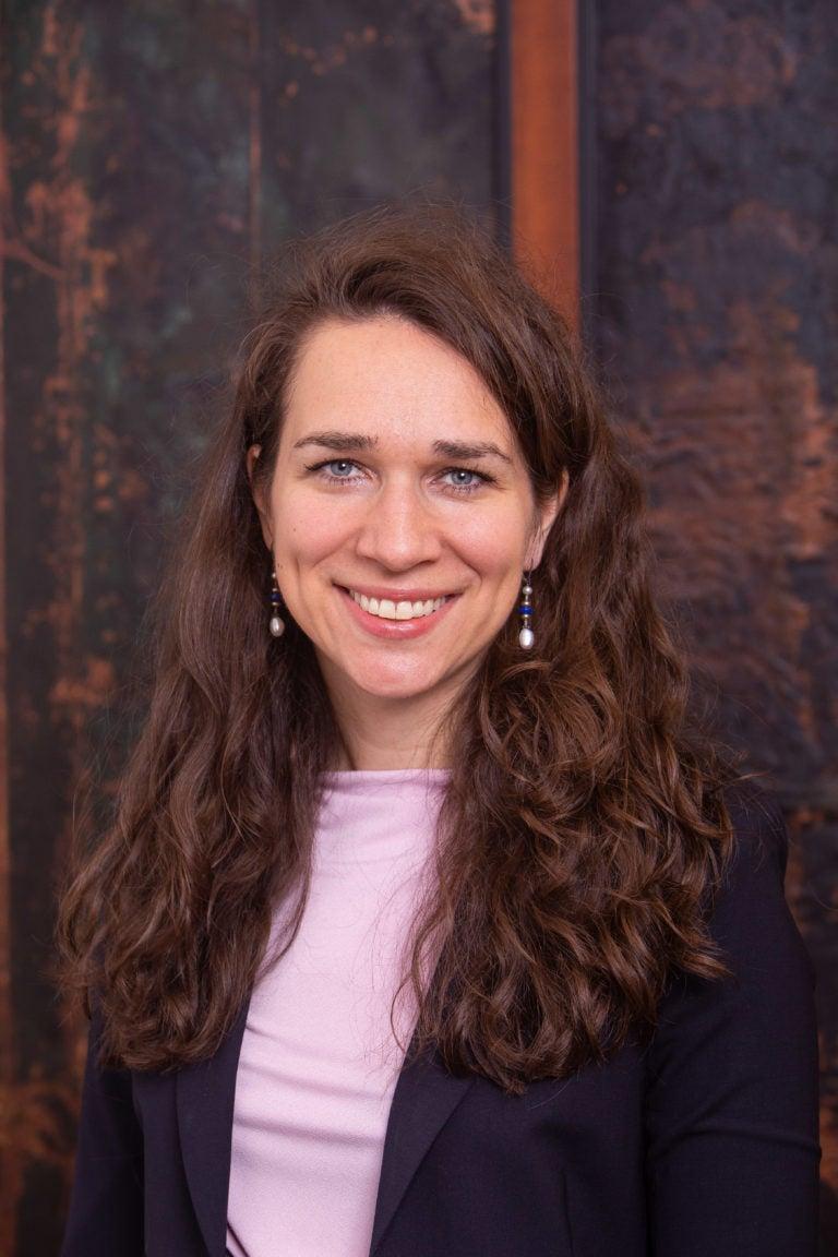 Marina Pravdic head-shot.