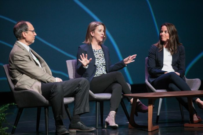 Food System Vision Prize Announcement - Food System Transformation Panel at SOCAP (October 22, 2019)