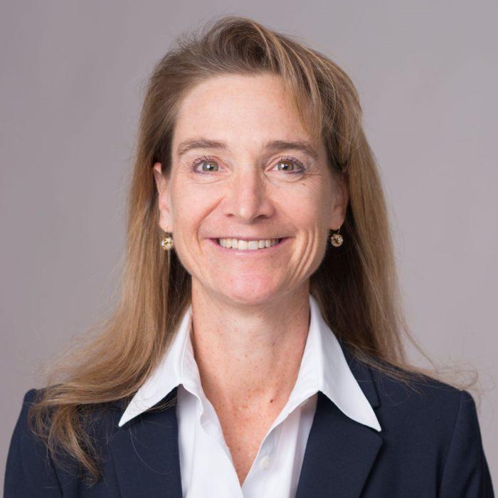 Maria Kozloski smiling.