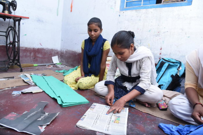 smart power india - school of sewing