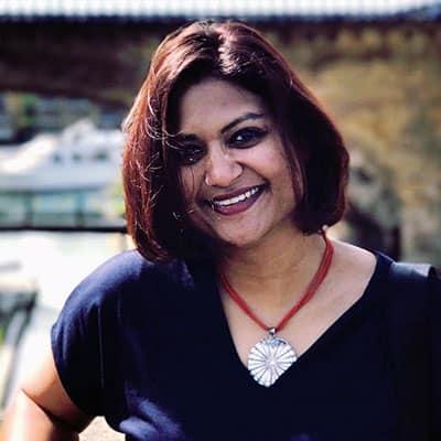 Maya Indira Ganesh head-shot.