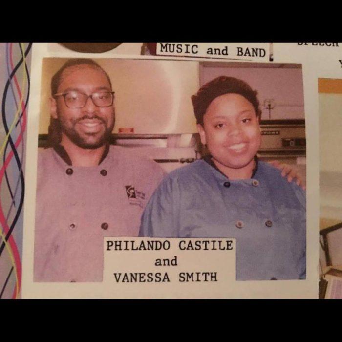 Photograph of Philando Castile and Vanessa Smith