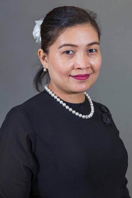 May Sabe Phyu headshot