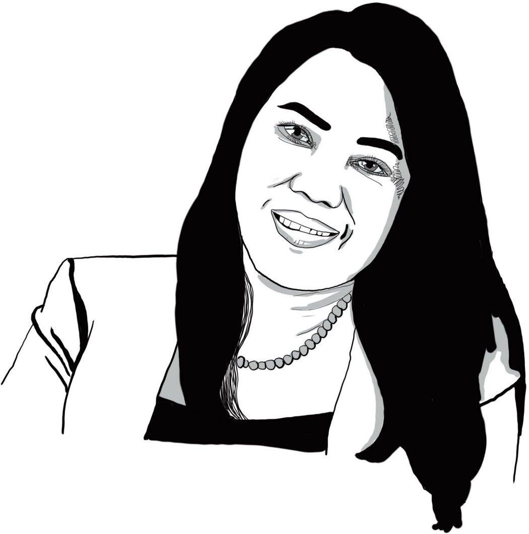 Shwe Zin Ma, Head of Business Development at Earth Renewable Energy