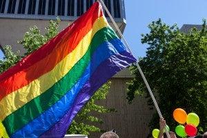 Seattle Pride 2013 - Brett Curtiss