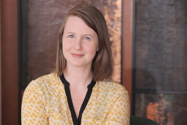 Bethany Martin-Breen, Rockefeller Foundation senior program associate