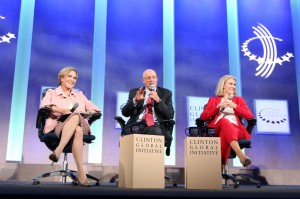 Clinton Global Initiative 2014