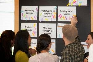 Social Innovation Lab Gathering at Bellagio.