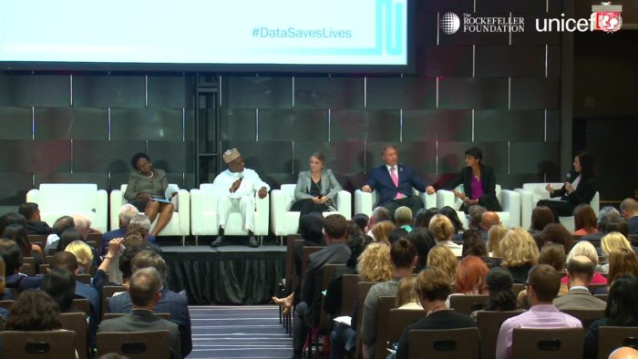 Panel on using Data for Health Equity.
