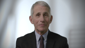 Dr. Anthony Fauci Solvable head-shot.