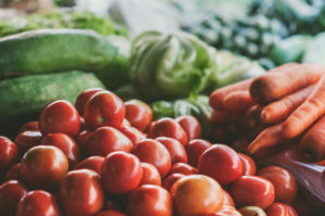 Food Vision System Prize, image of fresh produce