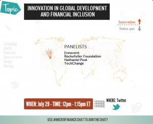 Innovation in Global Development