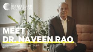 Dr. Naveen Rao Youtube Thumbnail.