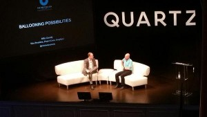 Quartz Next Billion Conference - Justin Hendrix