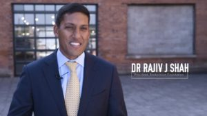 Dr. Rajiv Shah Announcement on Detroit Homecoming and the Future of Work Moment.