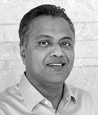 Rohit Chandra head-shot.