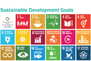 UN List of Sustainable Development Goals