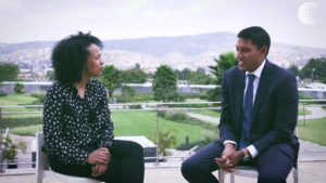 Sara Menker in Conversation with Raj Shah.