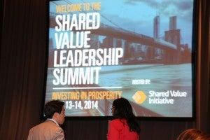 Shared Value Leadership Summit