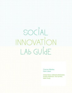 Social Innovation Lab Guide [COVER]