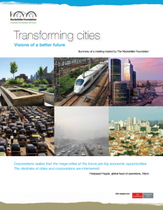 Visionaries Unbound The Future of Transforming Cities