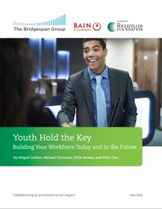 Youth Hold the Key: Building Your Workforce Today and in the Future