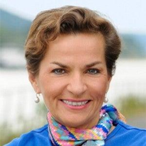 Christiana Figueres head-shot.