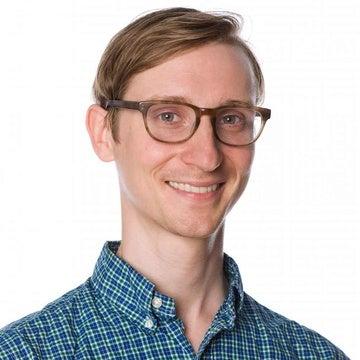 Jake Porway - The Rockefeller Foundation